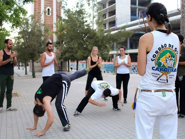 Grup de Capoeira Cordão de Ouro Barcelona