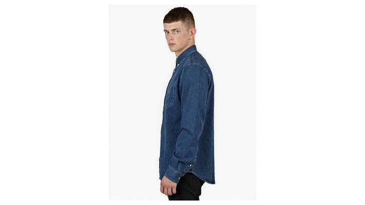 Acne denim shirt