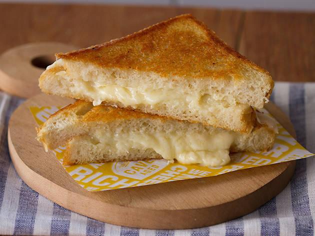 Murray's Melt at Murray's Cheese Bar
