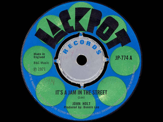 john holt, it's a jam in the streets
