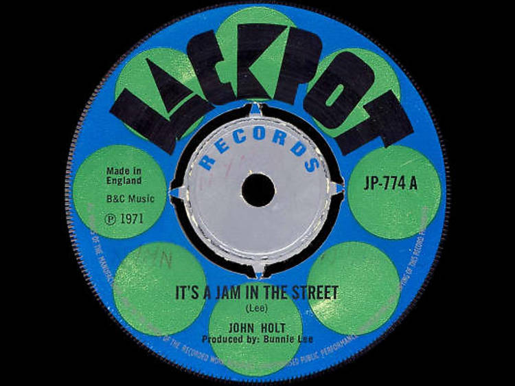 'It's a Jam in the Streets' - John Holt