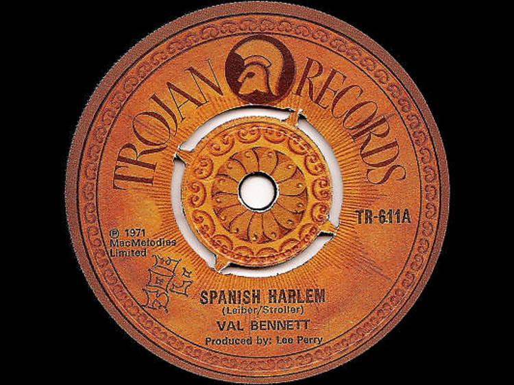 'Spanish Harlem' – Val Bennett