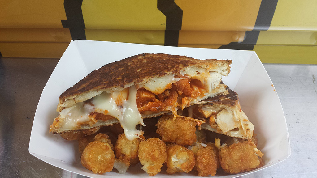 The classics at Gorilla Cheese NYC