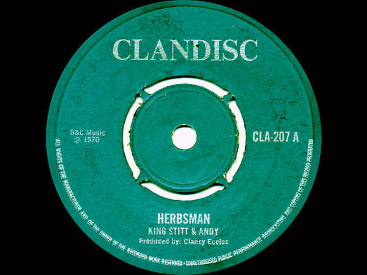 'Herbsman Shuffle' – King Stitt And The Dynamites