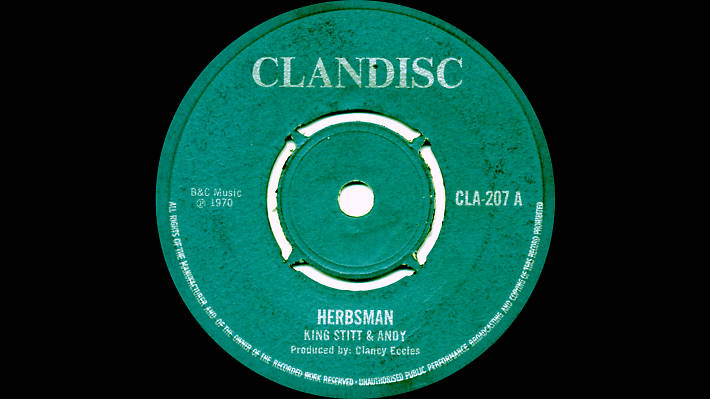 herbsman shuffle, king stitt and the dynamites