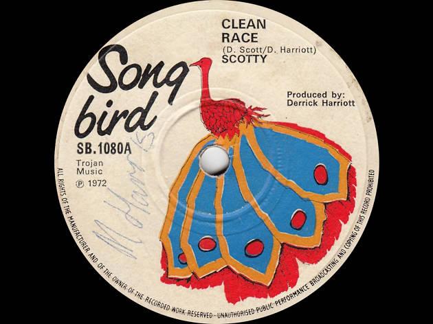 scotty, clean race