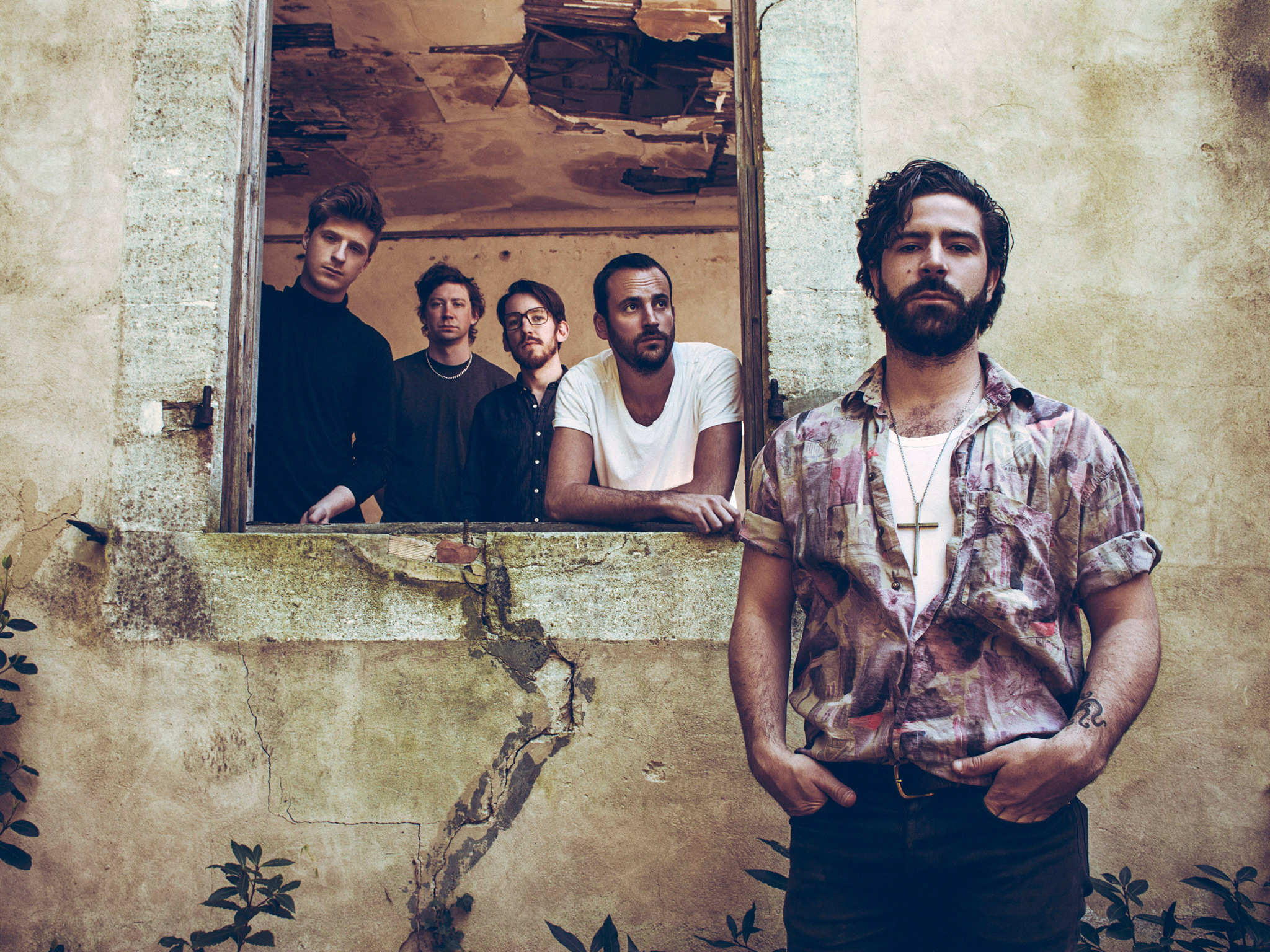 'Mountain at My Gates' – Foals