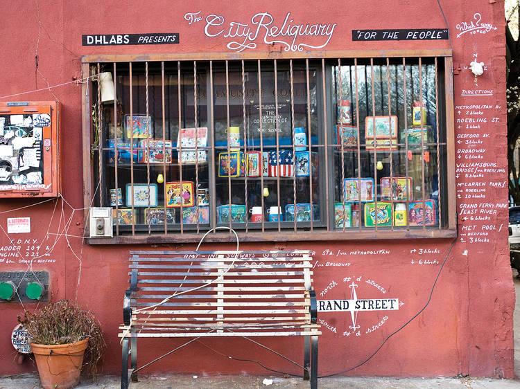 The City Reliquary