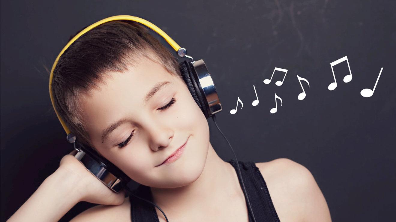 Musicoterapia para niños