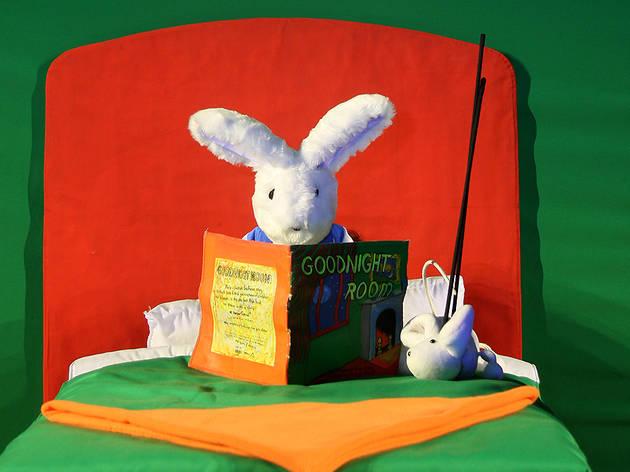 Goodnight Moon and The Runaway Bunny