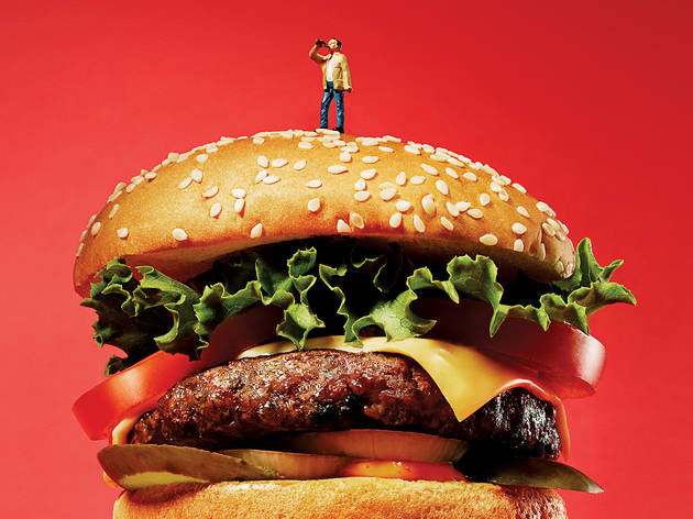 Battle of the Burger's 20 best burgers