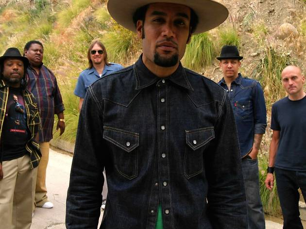 Ben Harper + The Innocent Criminals at The Greek Theatre