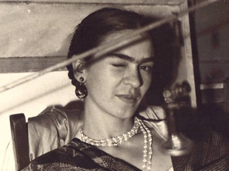 The best Frida Kahlo art in Mexico City