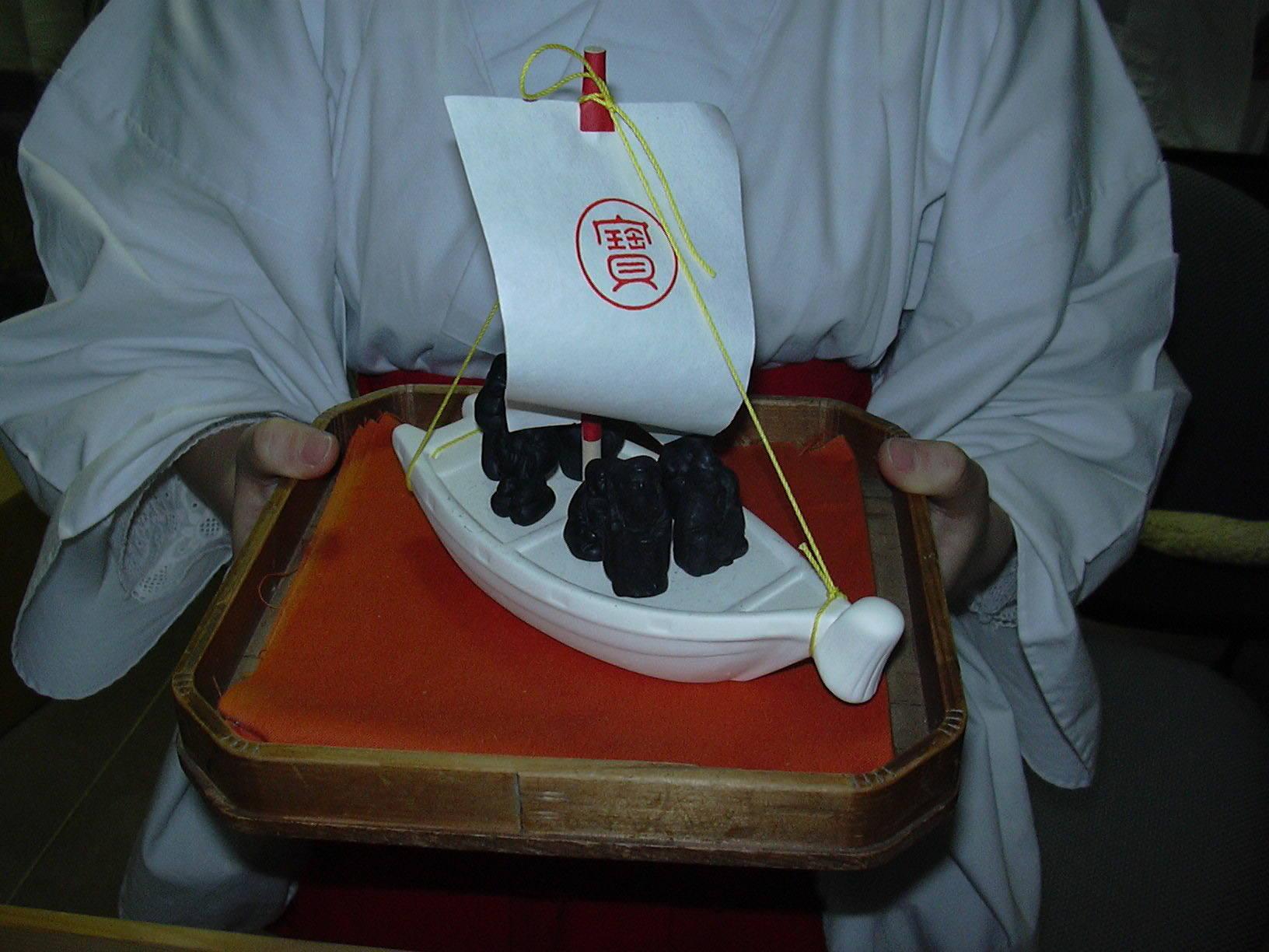 隅田川(向島)七福神