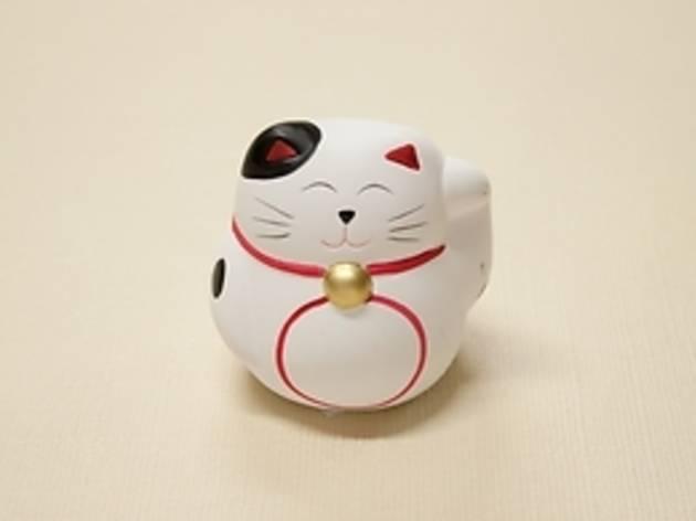 入谷 鷲神社『招き猫みくじ』