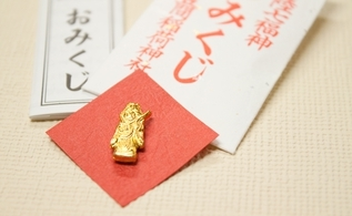 人形町 笠間稲荷神社『七福神みくじ』