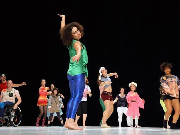 De la danse populaire : Gala