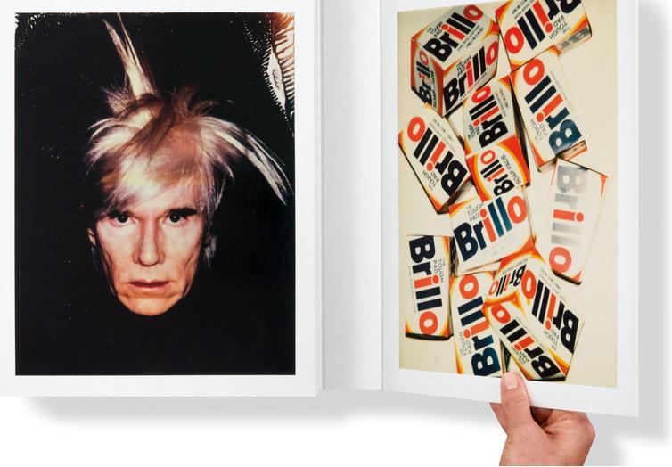 Andy Warhol dans le viseur