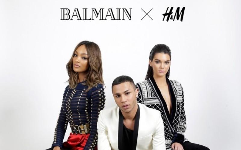 Liaison dangereuse : Balmain x H&M