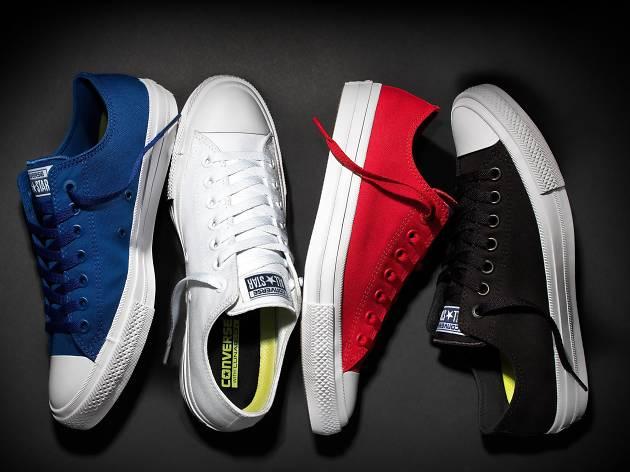 Trouver sneaker à son pied