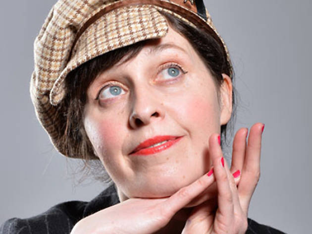Joanna Neary: Faceful of Issues