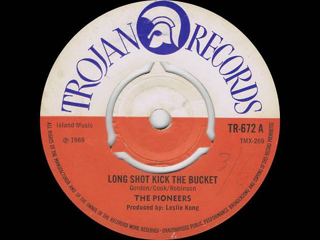 the pioneers, longshot kick de bucket