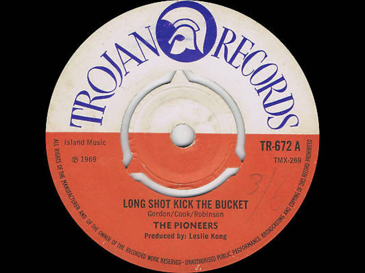 'Long Shot Kick the Bucket' – The Pioneers