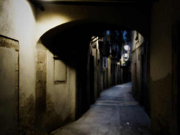 La ruta de los fantasmas