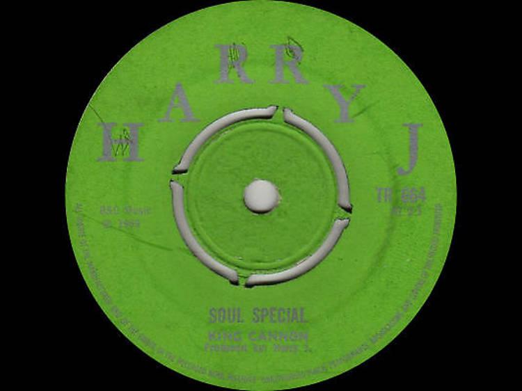 'Soul Special' [aka 'Soul Scorcher'] – Carl 'King Cannon' Bryan