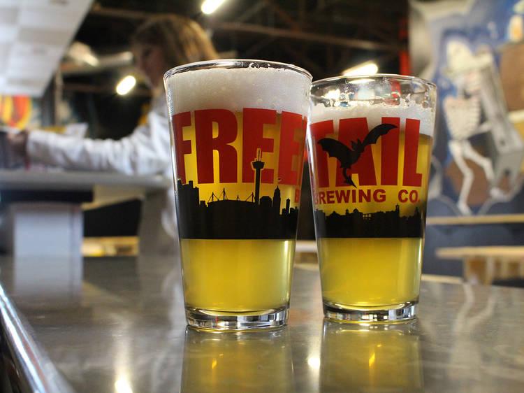 Freetail Brewing Co, San Antonio, TX