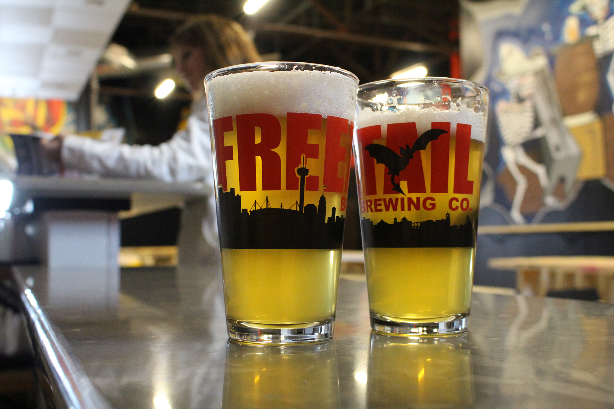 Best craft beer breweries in america for top lagers ipas for Craft beer san antonio