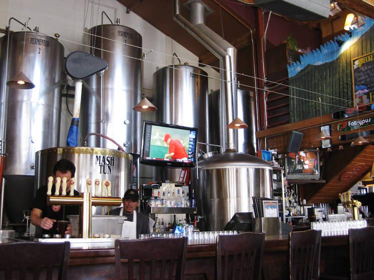 Breckenridge Brewery, Breckenridge, CO