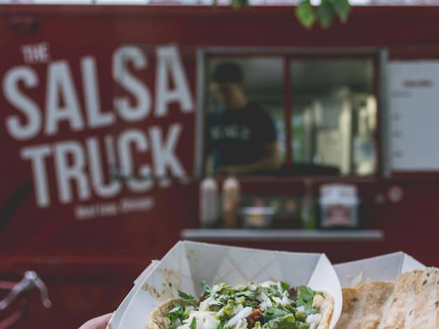 The Salsa Truck