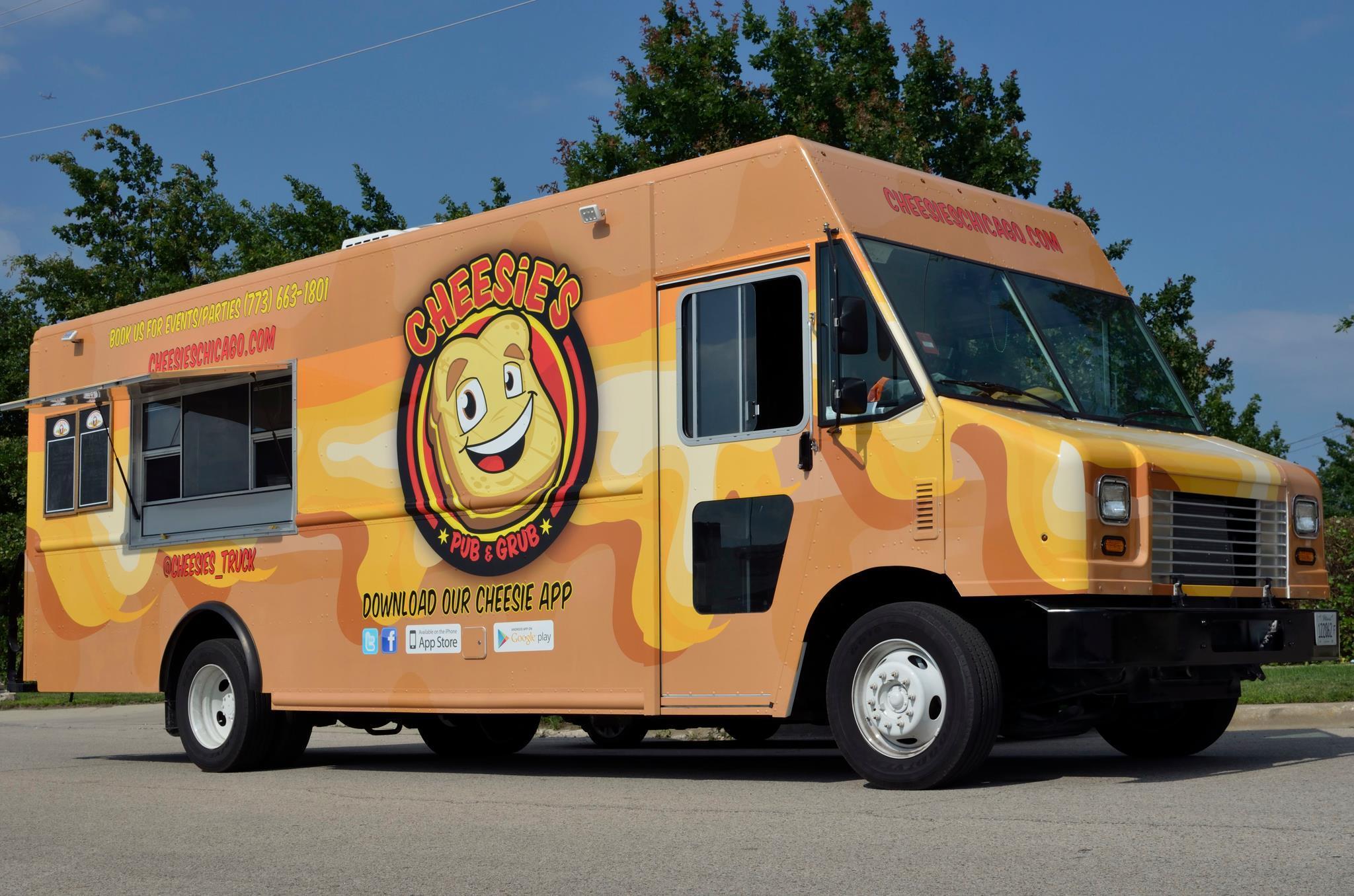 Cheesie's Truck