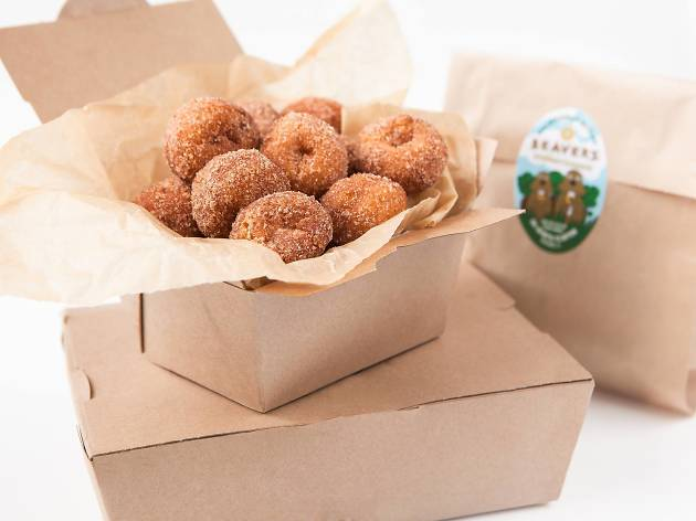 Beaver's Donuts