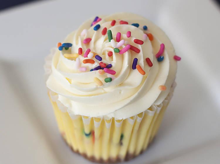 Chicago Cupcake
