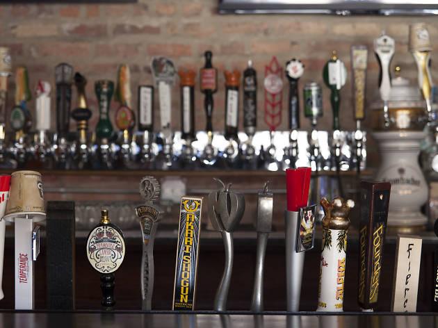 The New Neighborhood Beer Bar: First Draft