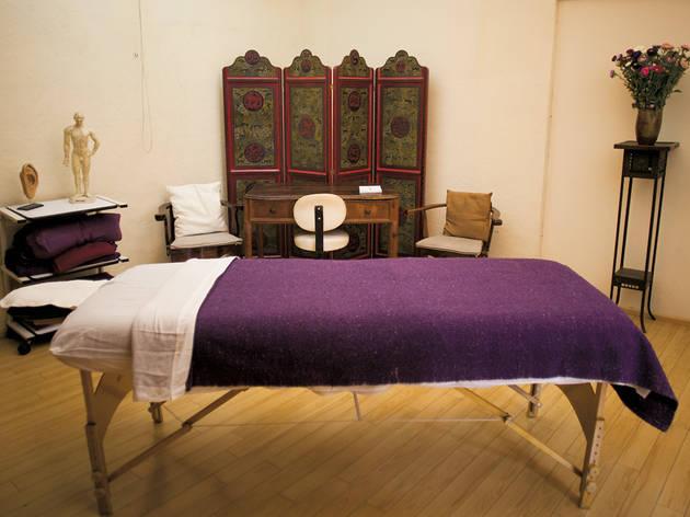 Escuela de masajes y terapias