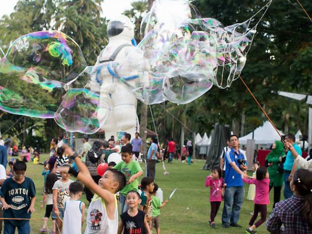 Kuala Lumpur Lake Garden Festival