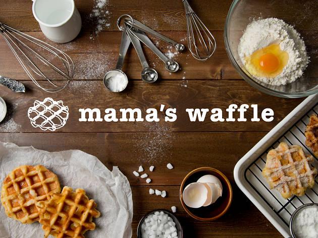 mama's waffle