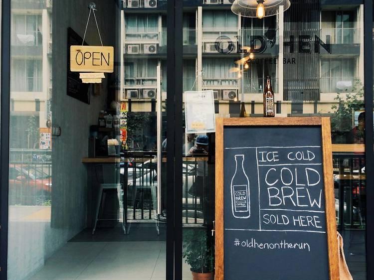 Old Hen Coffee Bar