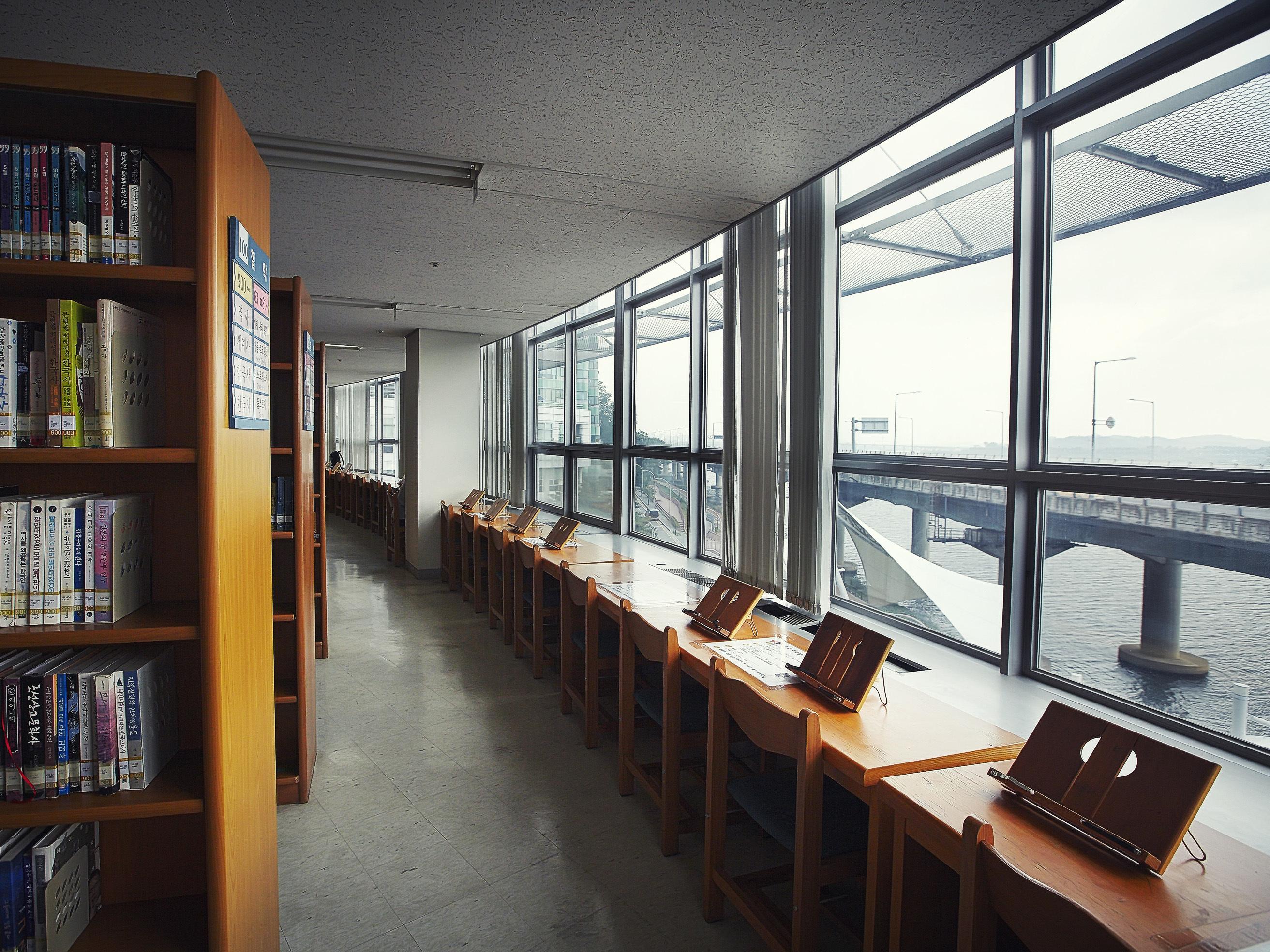 광진정보도서관