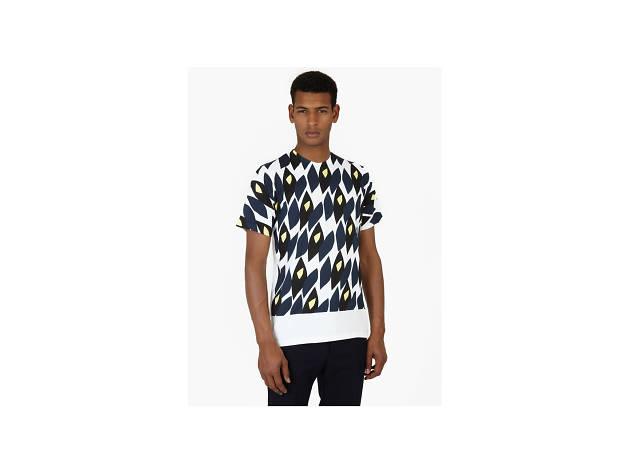 Marni petal T-shirt