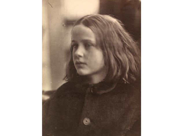 (Julia Margaret Cameron: 'Annie', January 1864. © Victoria and Albert Museum, London)