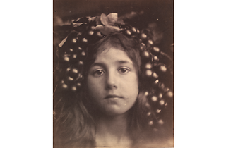 (Julia Margaret Cameron: 'Circe', 1865. © Victoria and Albert Museum, London)