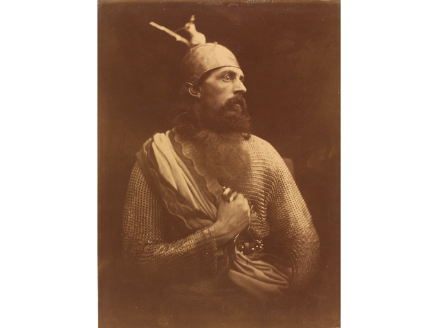 (Julia Margaret Cameron: 'The Passing of King Arthur', 1874. © Victoria and Albert Museum, London)