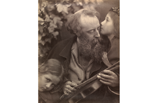 (Julia Margaret Cameron: 'Whisper of the Muse', 1865. © Victoria and Albert Museum, London)