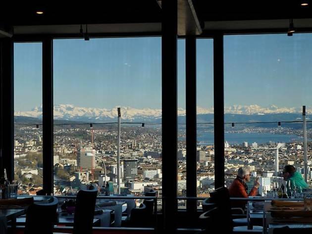 Die Waid restaurant Zurich