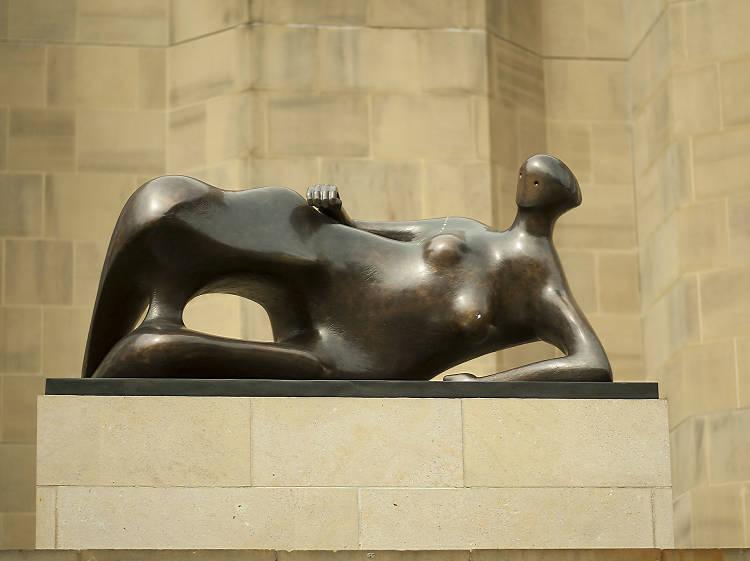 Public art to admire in Leeds