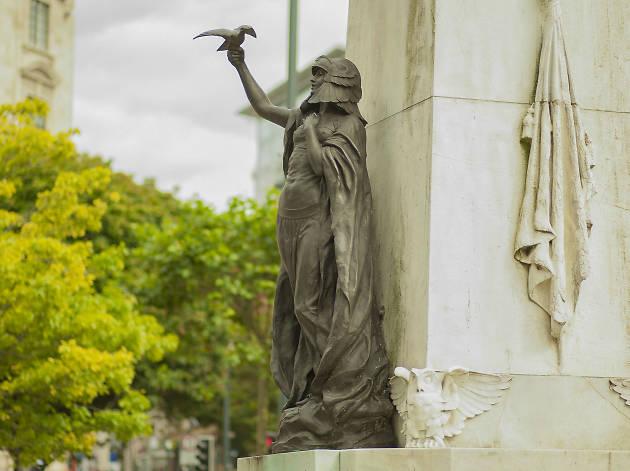 Fehr's Leeds War Memorial, 1922